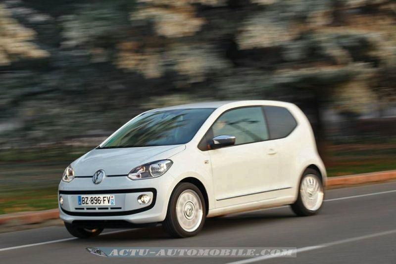 Volkswagen Up ! 1.0 75 ch White Up