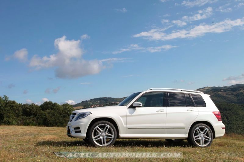 Mercedes GLK 350 CDI 4MATIC