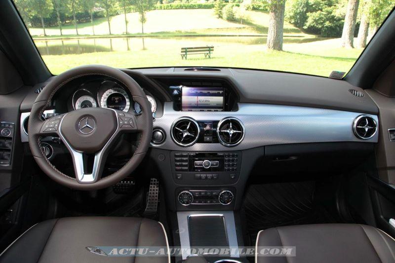 Mercedes GLK 350 CDI 4MATIC