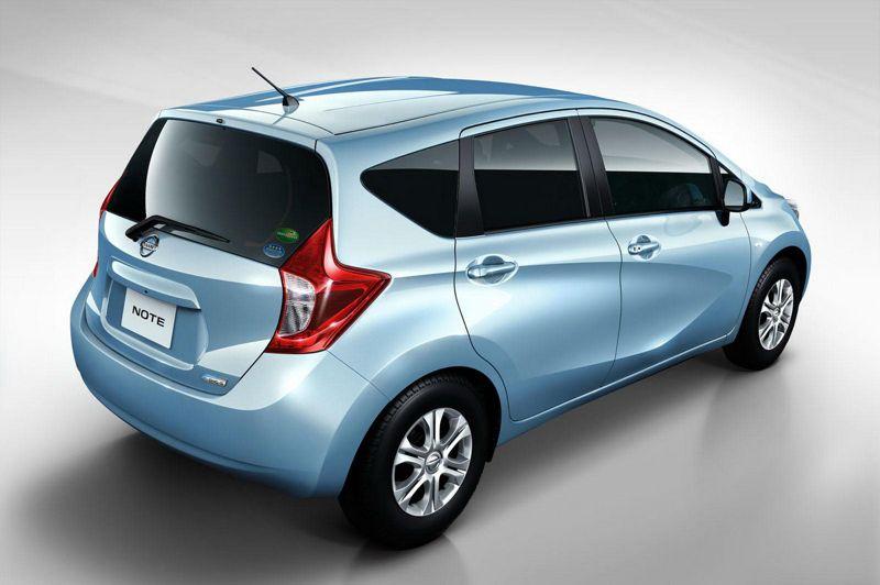 Nissan Note version japonaise