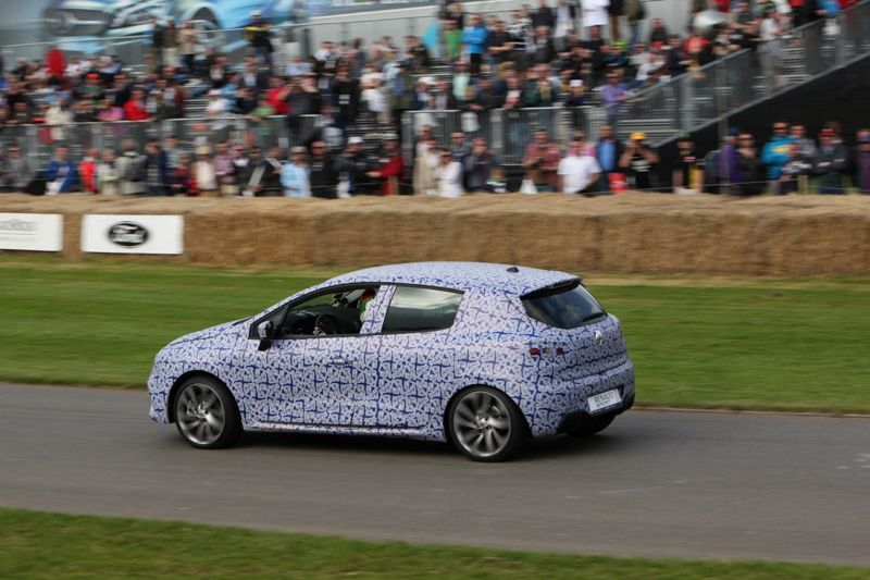 Renault Clio 4 Renault Sport