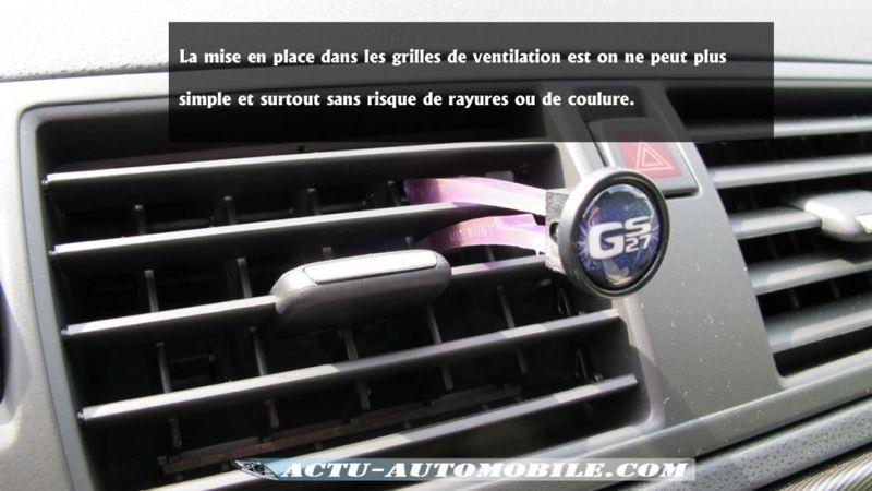 Parfum d 39 int rieur d ocar gs27 actu automobile - Nettoyer plastique voiture vinaigre ...