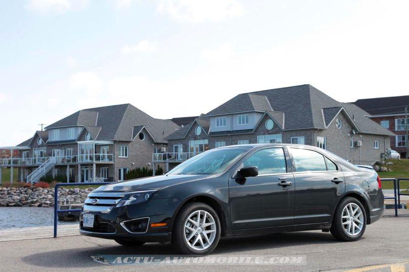 Ford Fusion SEL 3.0 V6
