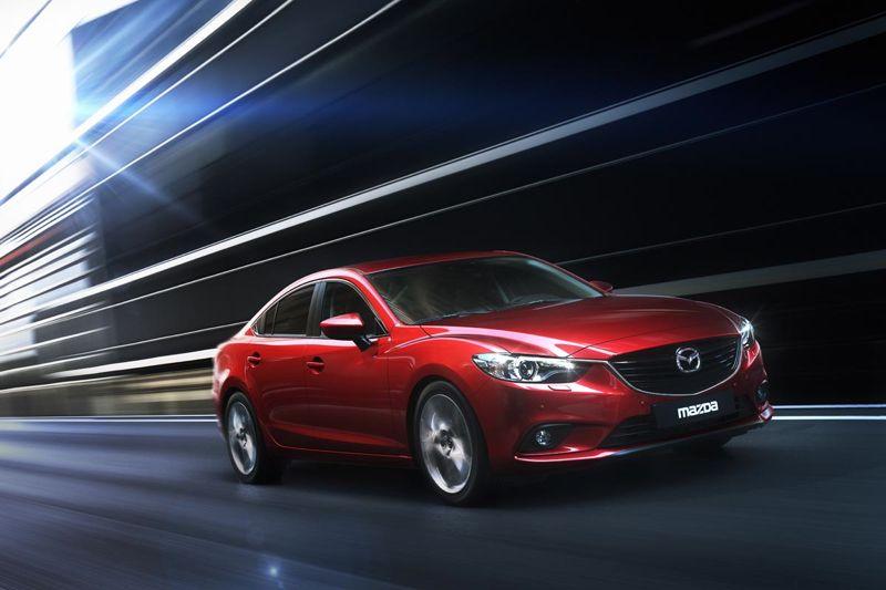 La nouvelle Mazda 6