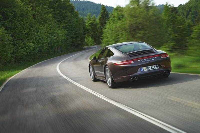 Nouvelle Porsche 91