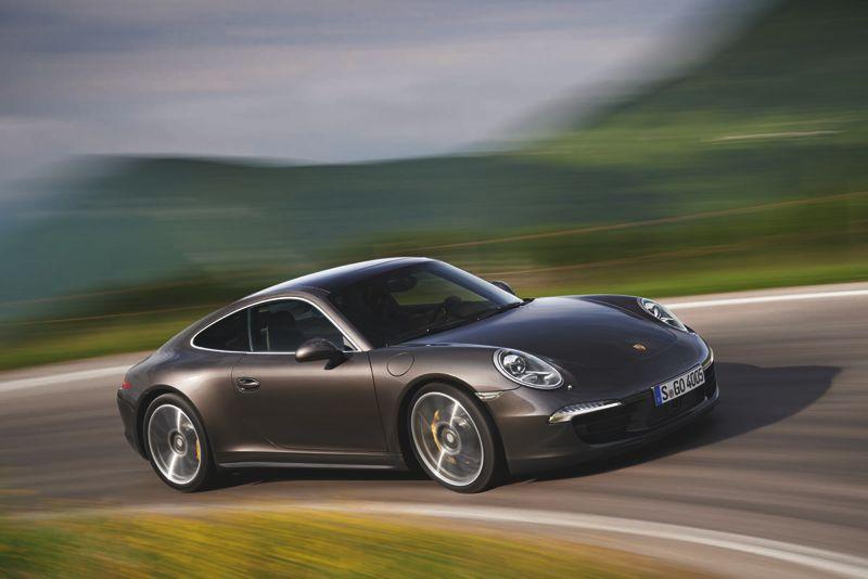 Nouvelle Porsche 911