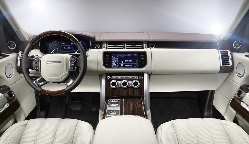 Nouveau Range Rover
