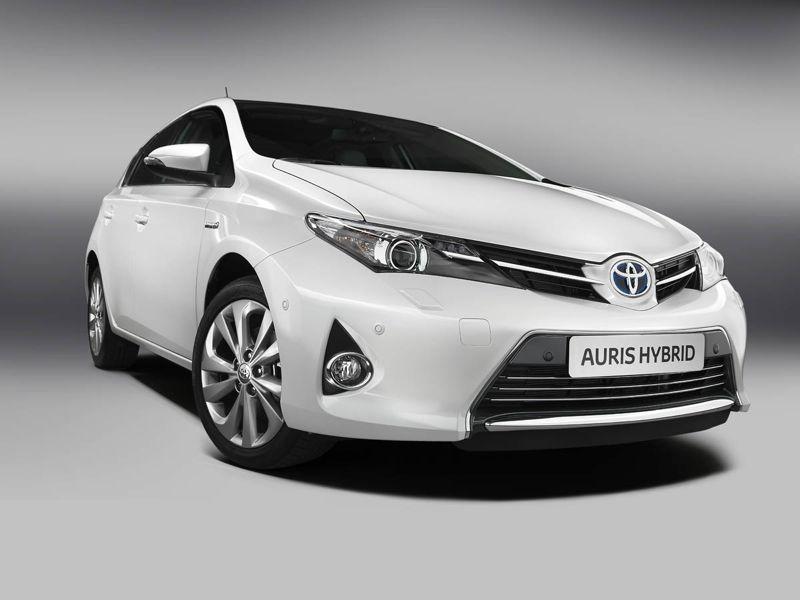 nouvelle Toyota Auris
