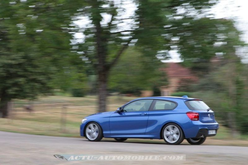 BMW Série 1 M Sport 118d 3 portes