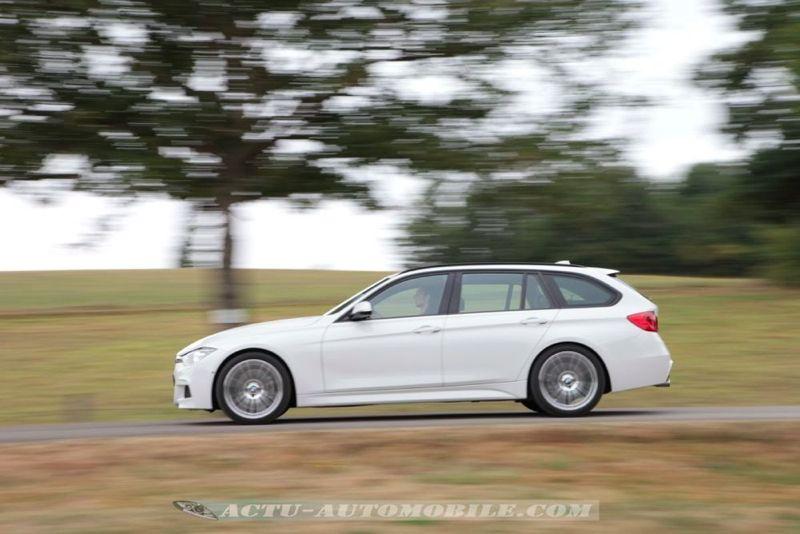 BMW 330d Touring M Sport
