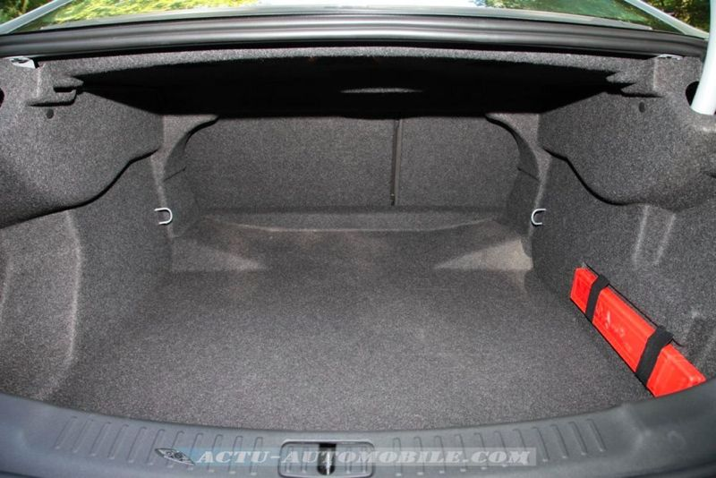 Coffre Chevrolet Malibu