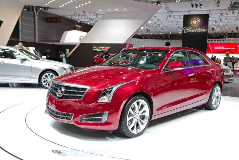 Nouvelle Cadillac ATS