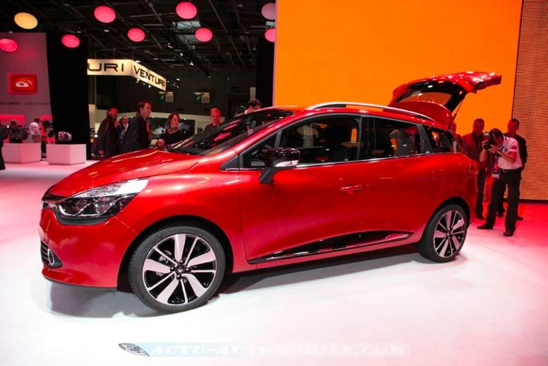 nouvelle Renault Clio Estate