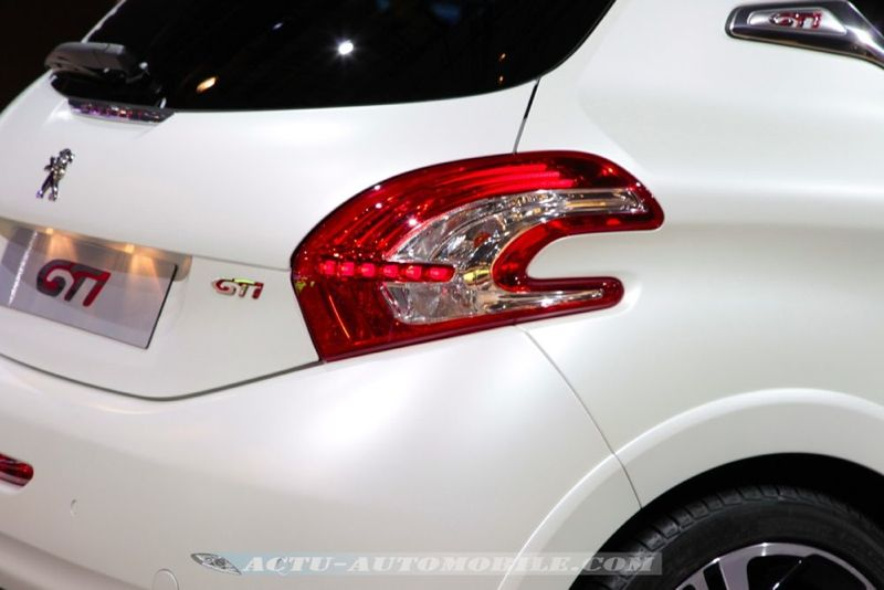 Peugeot 208 GTI Edition