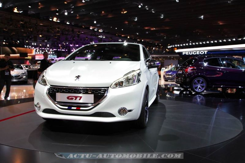 Peugeot 208 GTI Edition