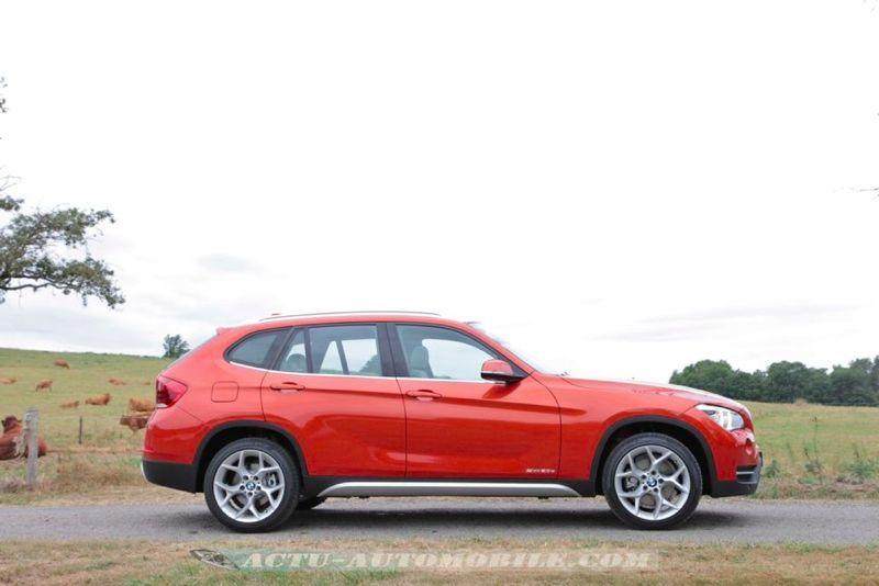 BMW X1 sDrive 20d X Line