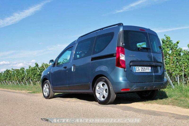 Dacia Dokker Lauréate 1.5 dCi 90