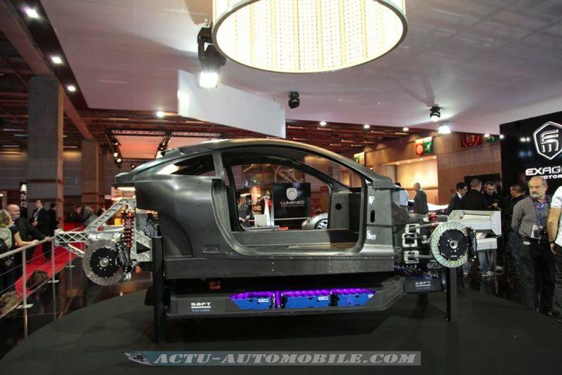 Exagon Motors Furtive eGT