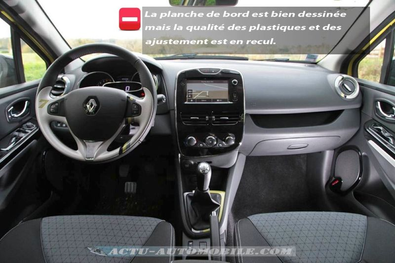 essai nouvelle renault clio tce 90 dynamique actu automobile. Black Bedroom Furniture Sets. Home Design Ideas