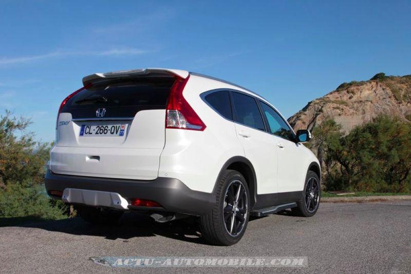 Honda CR-V Exclusive Navi 2.2 i-DTEC 150 BVA