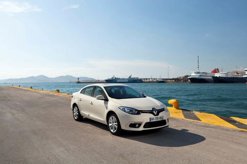 Nouvelle Renault Fluence