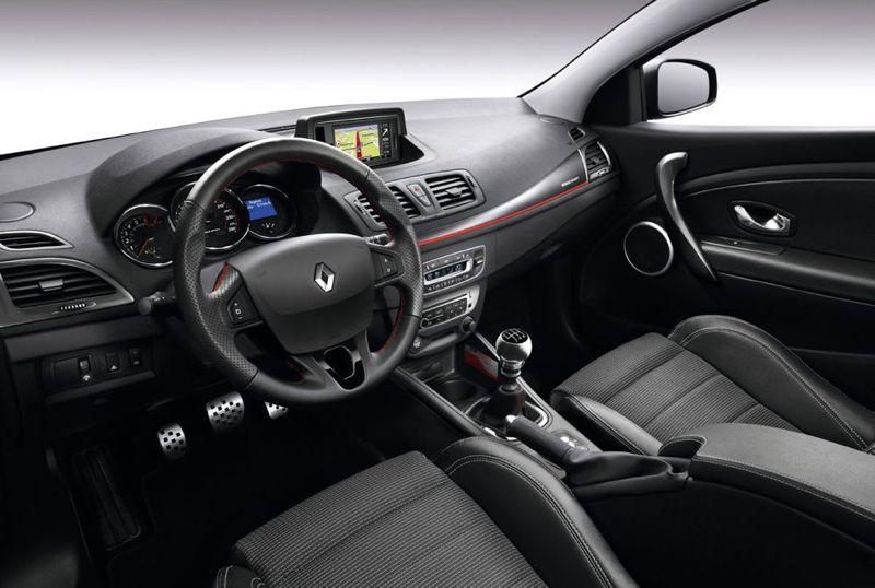 Renault Mégane Estate GT 220