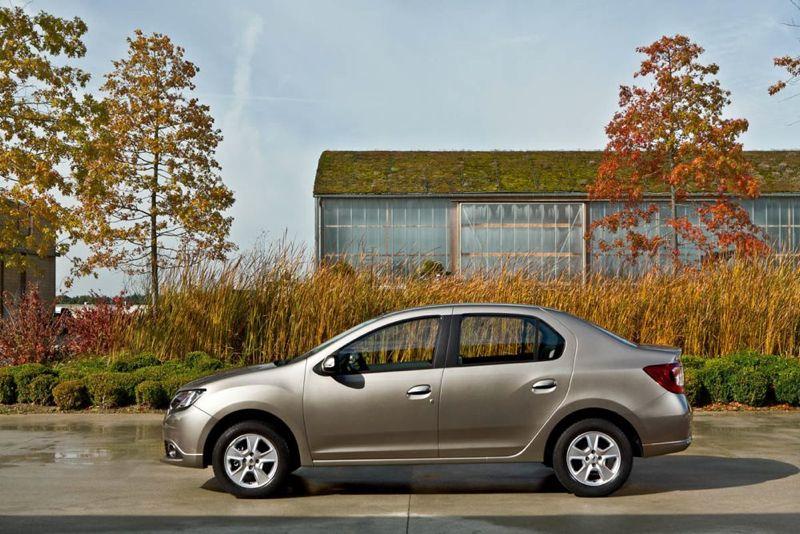 Nouvelle Renault Symbol