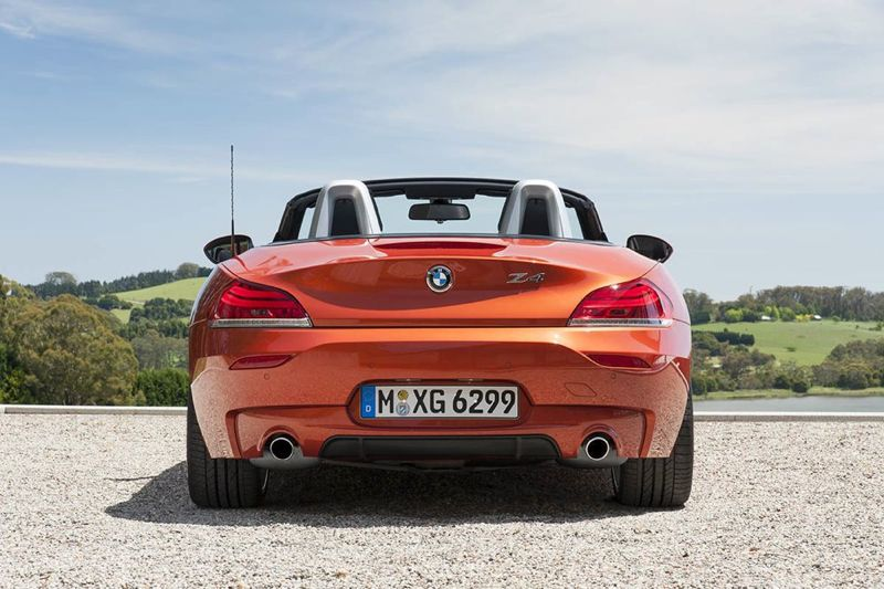 Nouveau BMW Z4