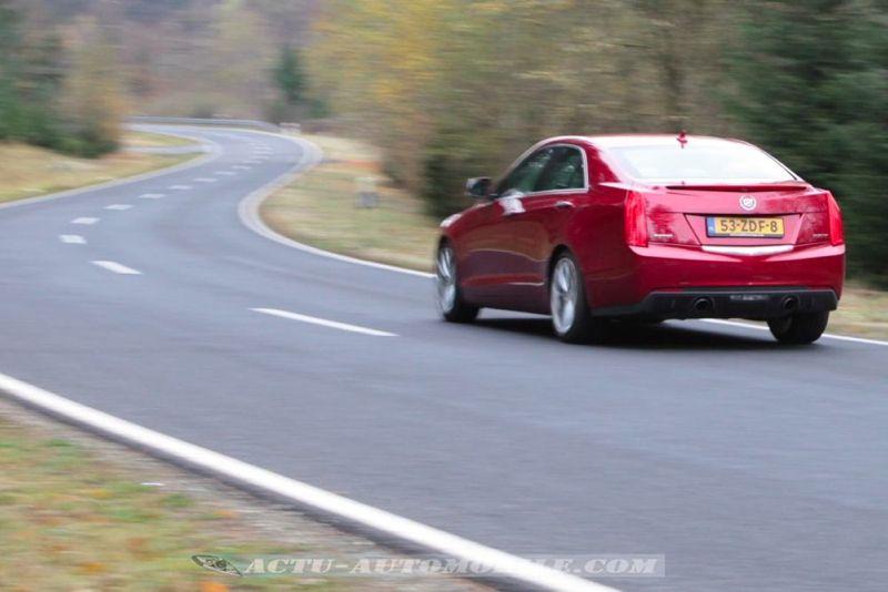Cadillac ATS 2.0 T
