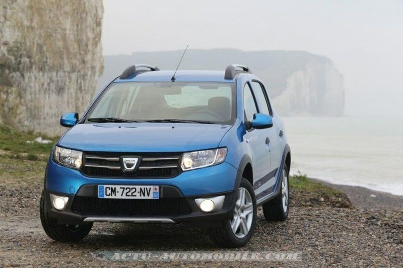 essai dacia sandero stepway 2012 dci 90 bilan photos actu automobile. Black Bedroom Furniture Sets. Home Design Ideas