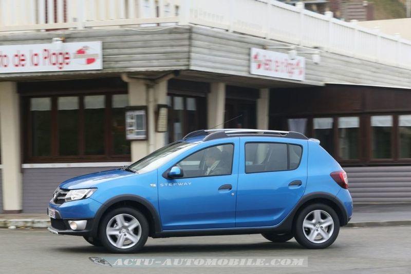 Dacia Sandero Stepway Prestige dCi 90