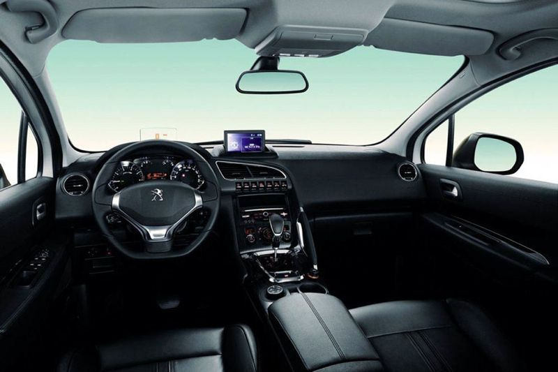 2013 le peugeot 3008 sera bient t restyl actu automobile for Interieur 3008 allure