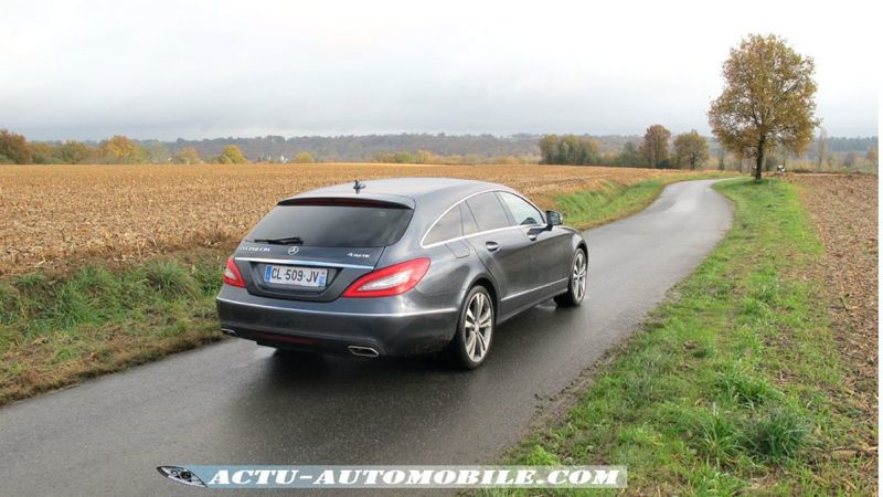 essai mercedes classe cls shooting brake 350 cdi bilan actu automobile. Black Bedroom Furniture Sets. Home Design Ideas