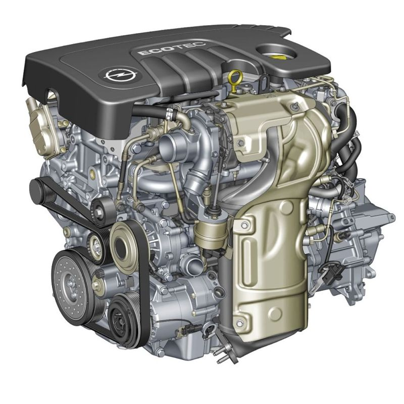 Moteur 1.6 CDTI Opel