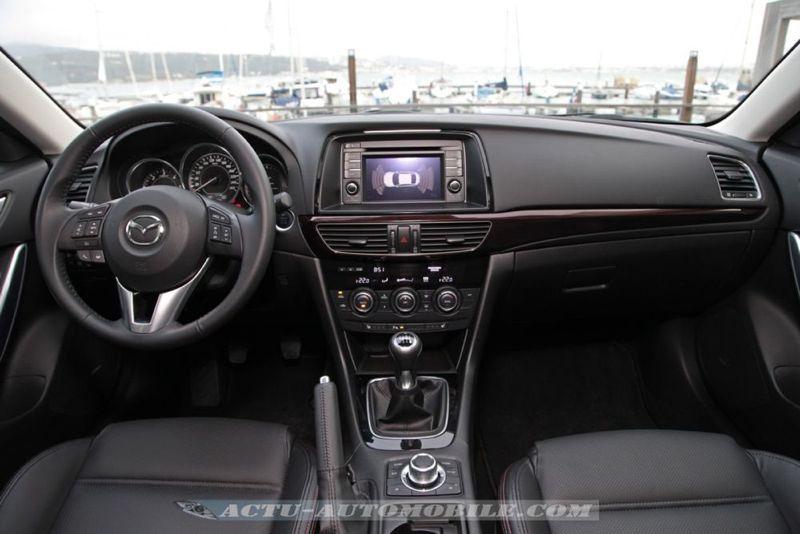 nouvelle Mazda 6 Wagon
