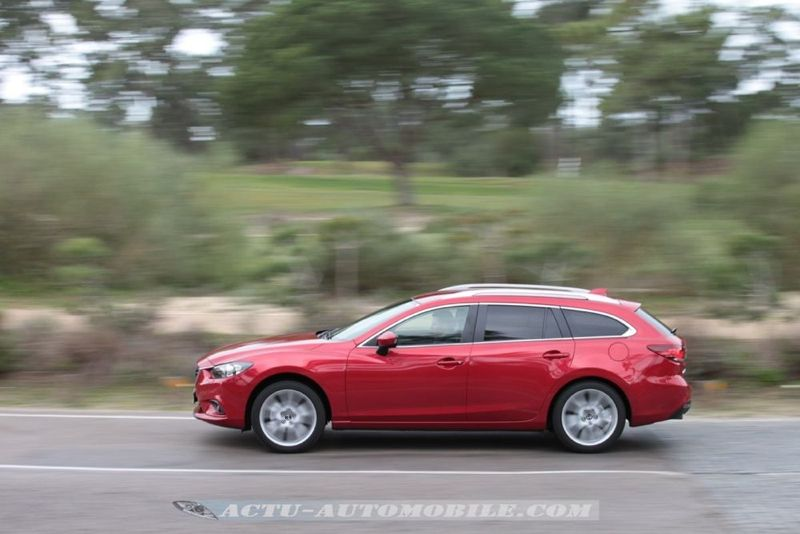 Mazda 6 Wagon 2.2 Skyactiv-D 175