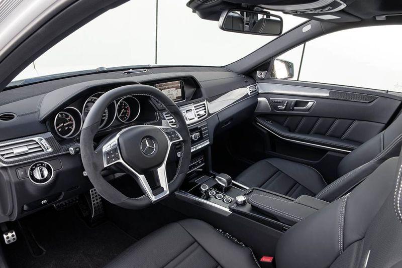 Mercedes Classe E63 AMG 4Matic 2013
