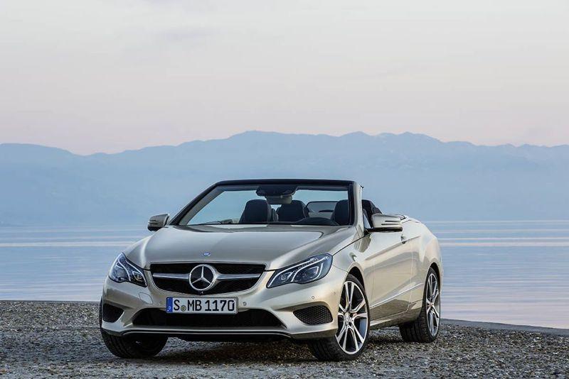 Mercedes Classe E Coupé et Cabriolet 2013