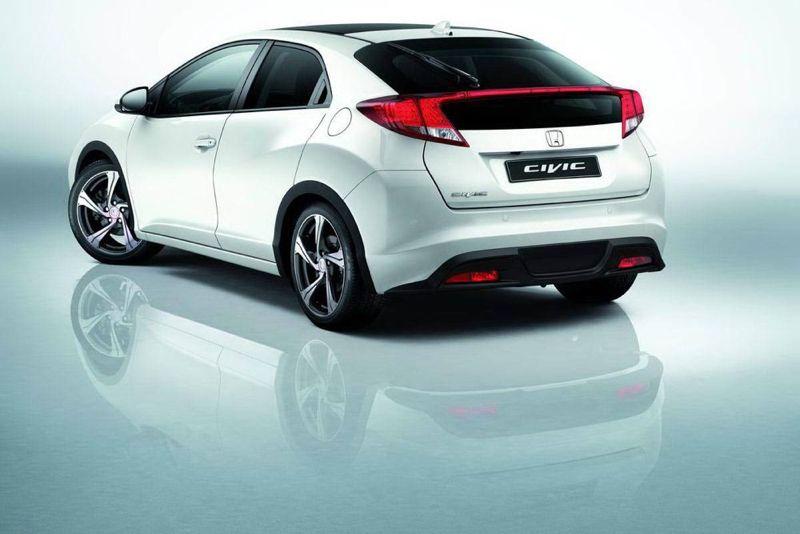Honda Civic Aero Pack