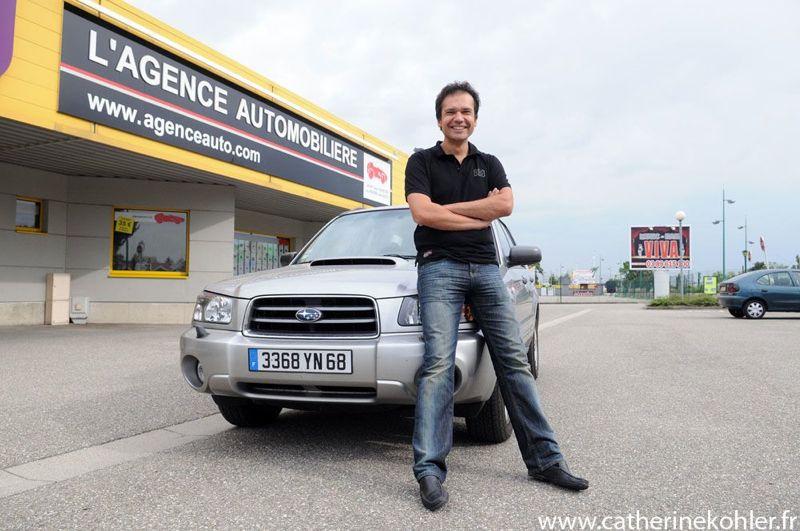 Agence Automobilière à Mulhouse
