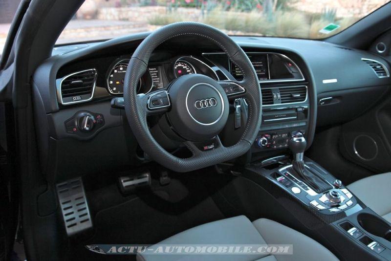 Audi RS5 Cabriolet 4.2 FSI