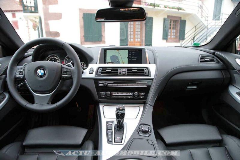 BMW 650i xDrive Gran Coupé