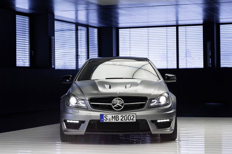 Mercedes Classe C63 AMG Edition 507