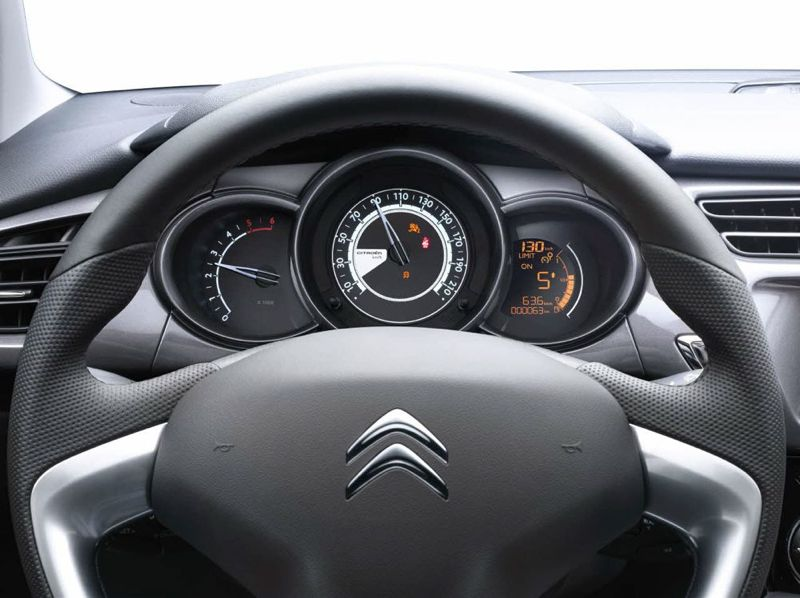 Citroën C3 restylée