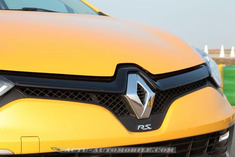 nouvelle Renault Clio RS 200 EDC