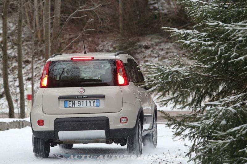 Fiat Panda 4X4 2013