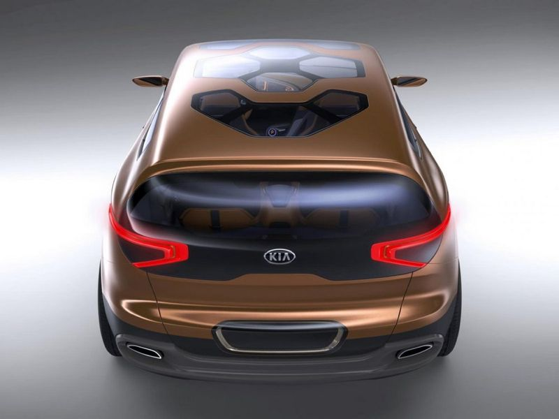 Kia concept Cross GT