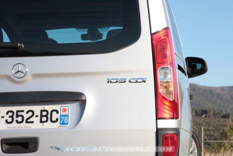 Mercedes Citan Combi 109 CDI