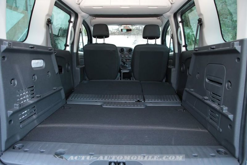 essai mercedes citan combi 109 cdi actu automobile. Black Bedroom Furniture Sets. Home Design Ideas