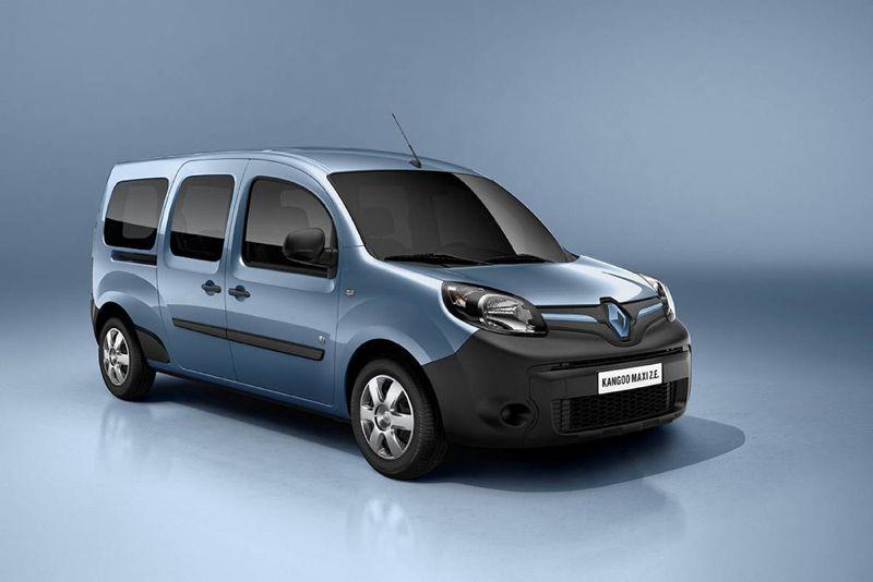 Renault Kangoo ZE et Express 2013